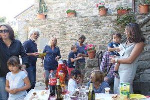 B&B Eremo gioioso in Lunigiana: ospiti in allegria