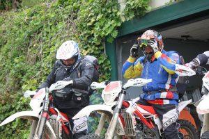 Motociclisti ripartono dal B&B Eremo Gioioso