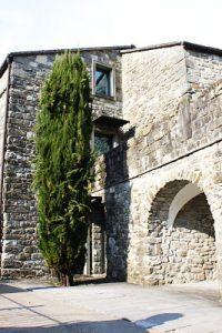 Una casa in lunigiana: la casa nel borgo