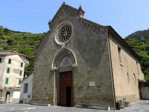 chiesa san-lorenzo manarola