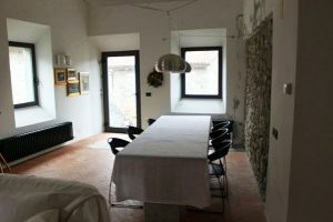 casa in Lunigiana: zona giorno